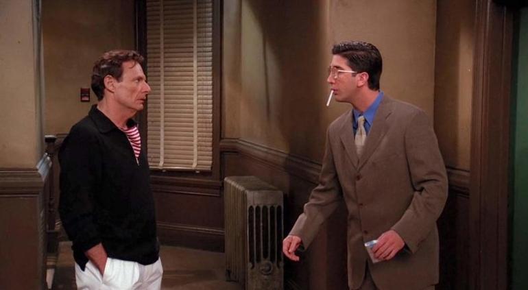 Muere Ron Leibman, el padre de Rachel en 'Friends'