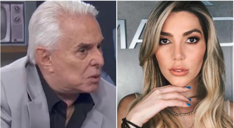 ▷ Enrique Guzmán ya no buscará a su nieta Frida Sofía