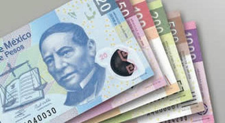 El precio promedio del dólar este 2019 fue de 19.26 pesos