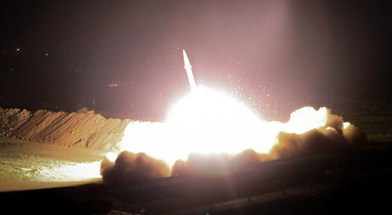 Reportan impacto de misil cerca de base militar iraquí