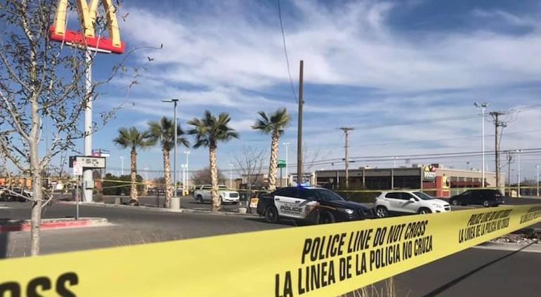 Apuñalan a niña de 5 años en McDonald's de El Paso, Texas