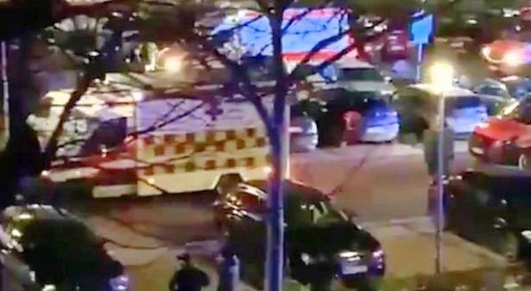 Ocho muertos en dos tiroteos en Hanau — Alemania