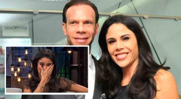 Paola Rojas lloró en programa al recordar escándalo con Zague
