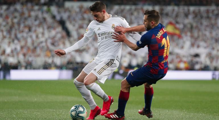Vence Real Madrid A Barcelona 2 0 Y Recupera Liderazgo En Liga Puente Libre