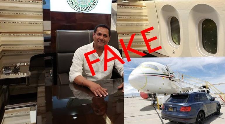 ¿Quién es el supuesto comprador del avión presidencial?