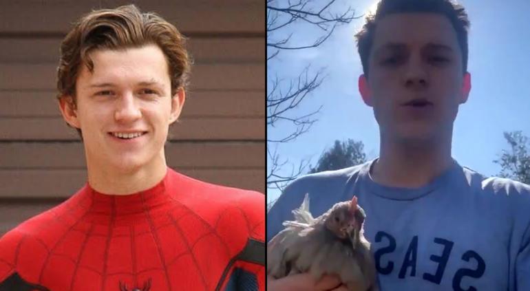 ¿Spider-Man con Covid-19? Tom Holland se aísla por coronavirus