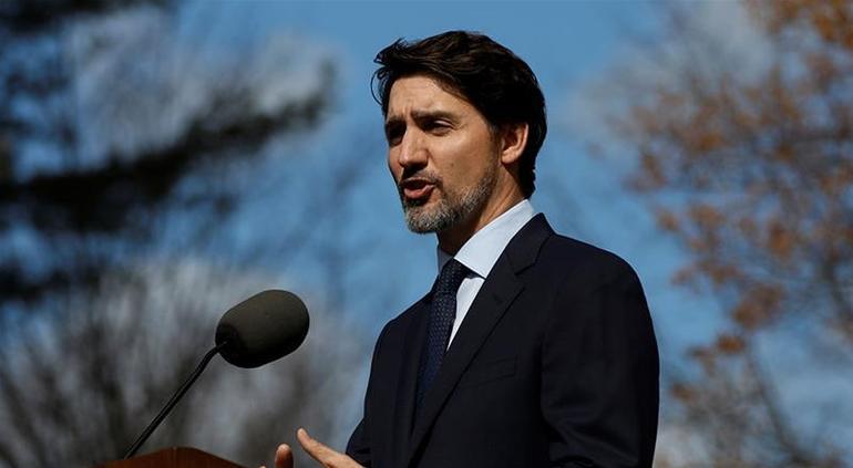 Frontera Canadá-EU permanecerá cerrada otro mes: Trudeau