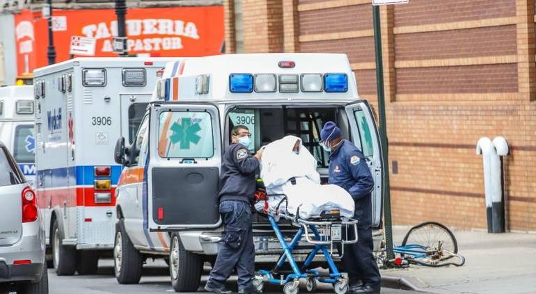 Pandemia: hay más de 250.000 decesos en el mundo