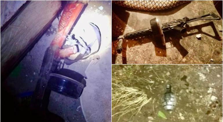 Enfrentamiento entre CJNG y policías en Veracruz; 3 muertos