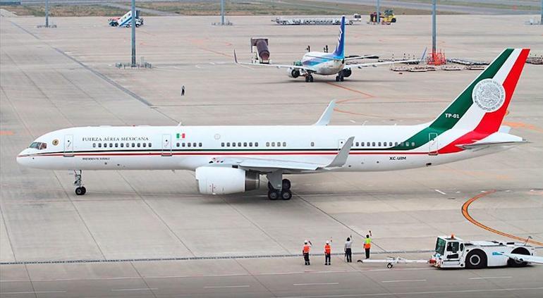 Hay un nuevo postor para el avión presidencial, anuncia AMLO