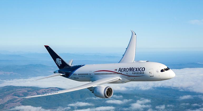 Confirma Aeroméxico restructura de deuda; descarta protección en EU