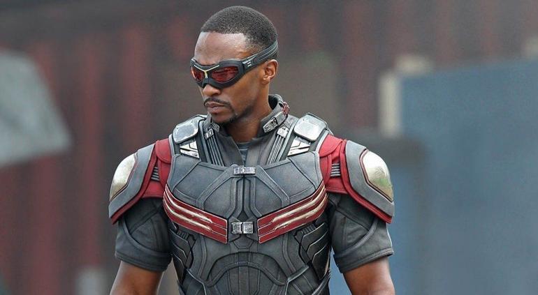 Anthony Mackie denuncia racismo dentro de Marvel