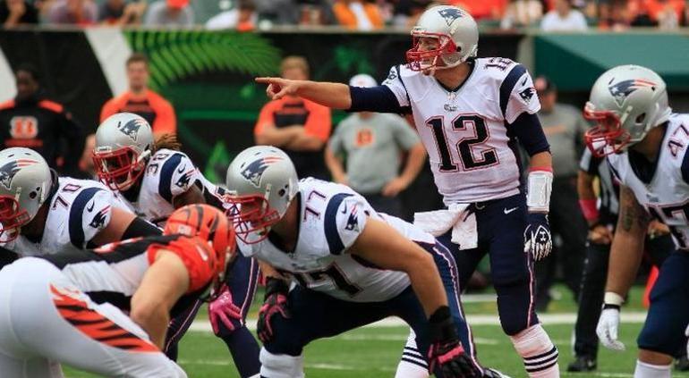 NFL les quitó selección de Draft por 'espiar' a los Bengals — Patriotas