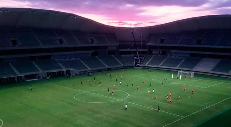 Quadratín: Llamarán El Kraken al estadio del Mazatlán FC