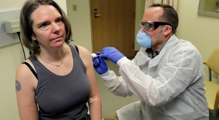 La vacuna de Moderna generó anticuerpos y hay expectativas — Coronavirus