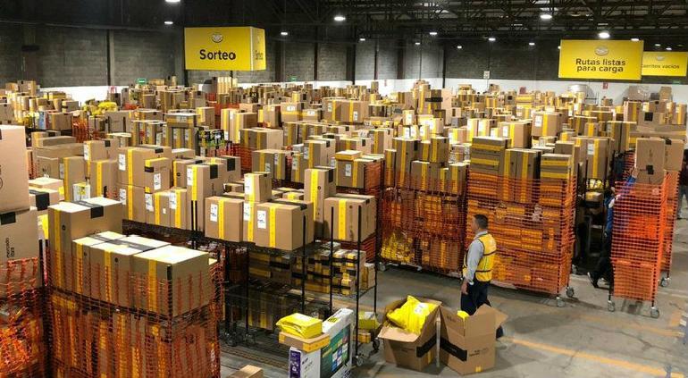 Mercado Libre invertirá 603 millones de pesos en centro de distribución