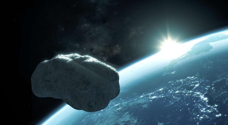 Adolescentes descubren un asteroide que se dirige a la Tierra