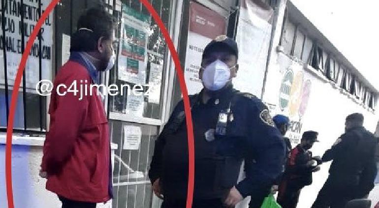Rada desmiente haber sido arrestado en México