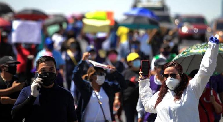 Por muertes por Covid-19, estiman 7 millones de infectados en México