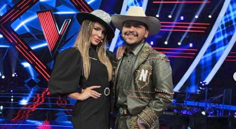 El tierno video de Christian Nodal y Belinda