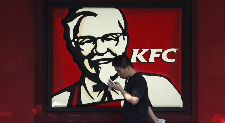 KFC pide a sus clientes dejar de chuparse los dedos