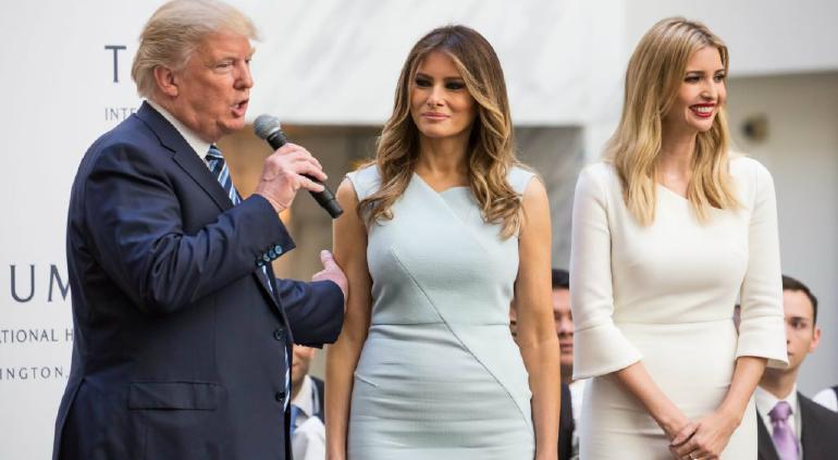Melania Trump utilizó un correo privado para asuntos oficiales, revela exasesora