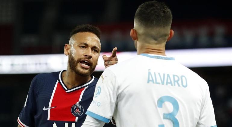 Acusan a Neymar de homofóbico; nuevo video revela insultos a Álvaro González