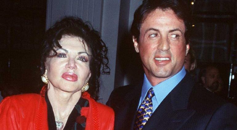 Murió la madre de Sylvester Stallone