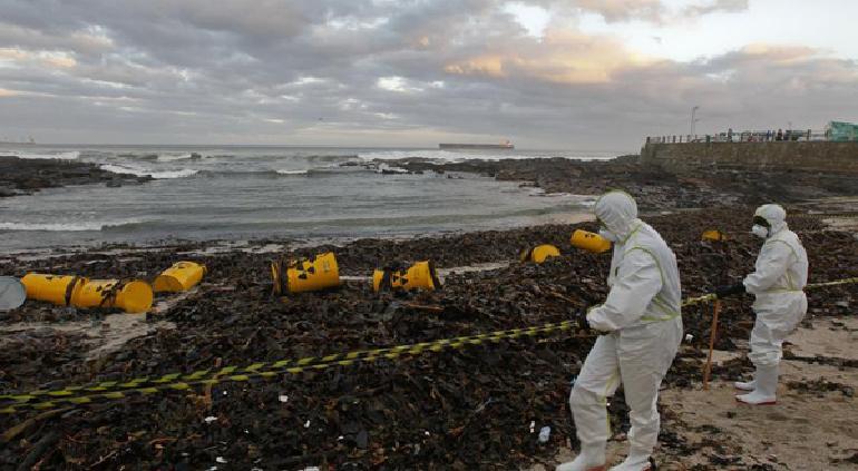Japón planea lanzar agua radiactiva tratada de Fukushima al océano Pacífico
