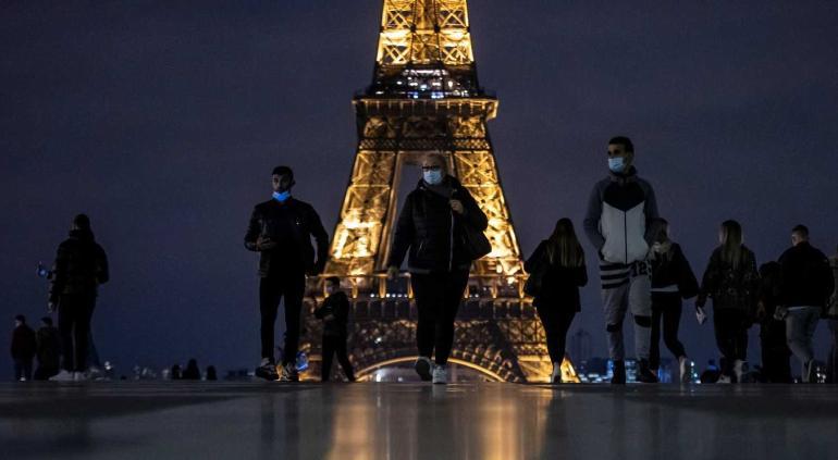 Coronavirus: Alemania, Francia e Italia rompen récord de nuevos casos