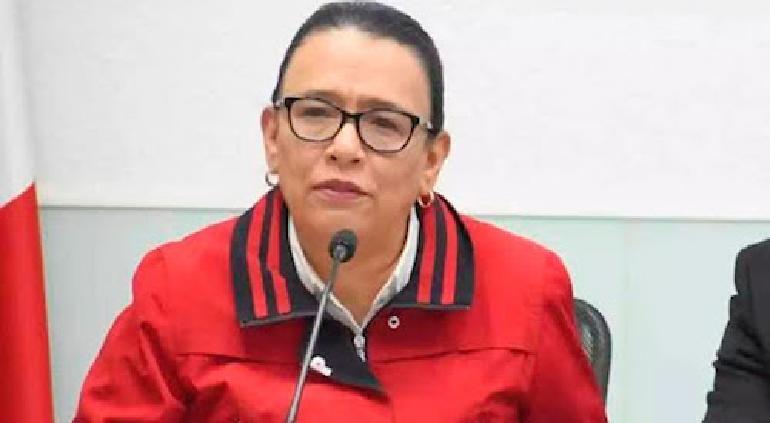 Rosa Icela Rodríguez, nueva secretaria de Seguridad Pública Federal: AMLO
