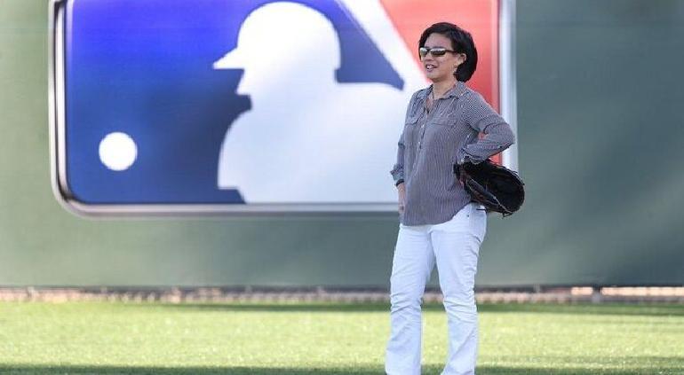Kim Ng, primera mujer Gerente General de la MLB — Miami Marlins