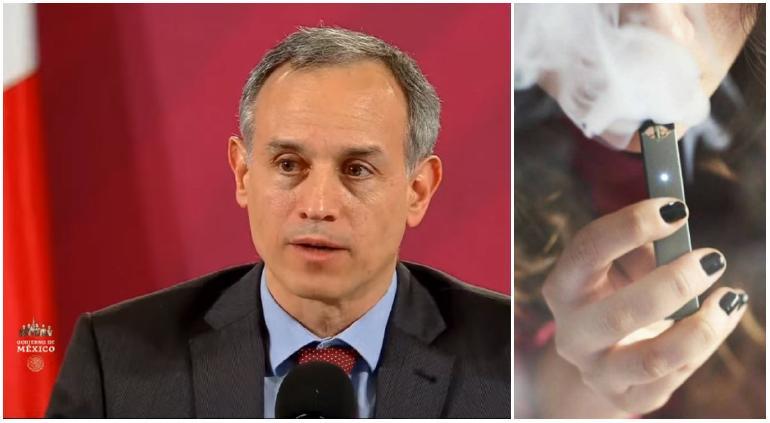 Poquito tarde: López-Gatell llama medios a promover uso del cubrebocas (en lugar de críticas)