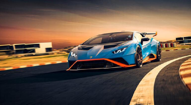 Lamborghini Huracán STO: filtrado horas antes de su presentación