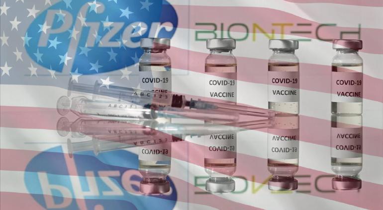 Autoriza EE UU Vacuna De Pfizer Contra Covid Para Uso