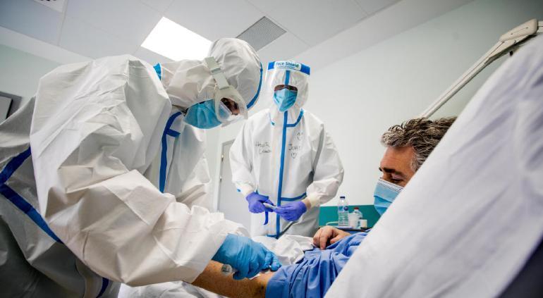 Llega México a 1,524,036 de casos positivos de covid