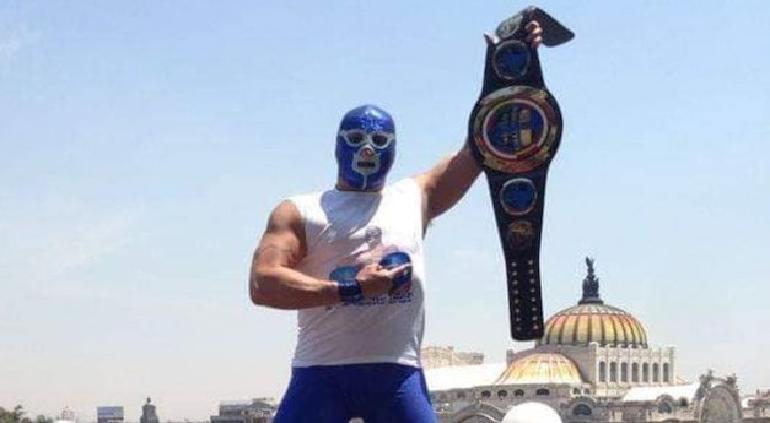 Murió, a causa de COVID-19, el luchador Aníbal Jr. - Foto de @maniaversary