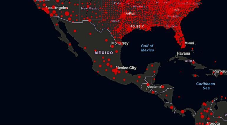 México alcanza 188,044 fallecimientos por Covid-19