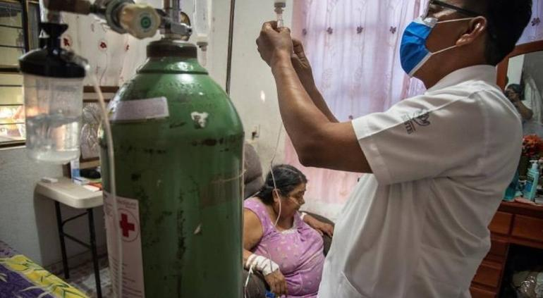 En Jueves Santo, México suma 203 mil 664 muertes por covid-19