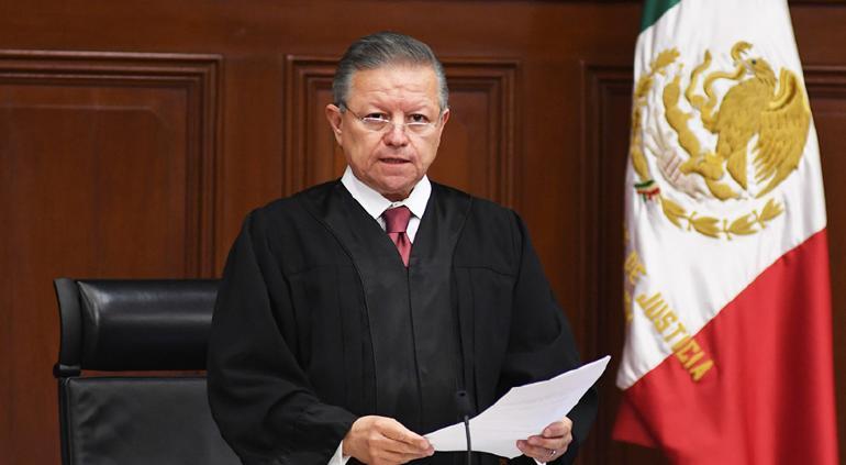 Senado aprueba ampliar 2 años Presidencia de Arturo Zaldívar en la SCJN