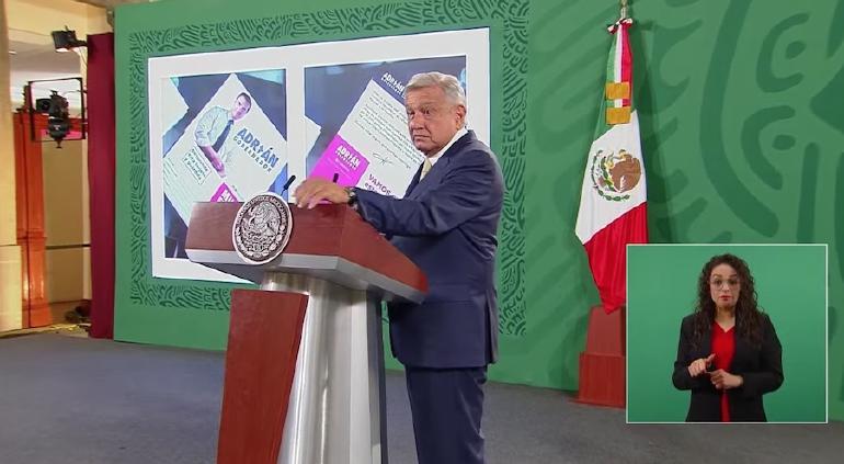Denunció de la Garza a AMLO en Washington por intervención electoral