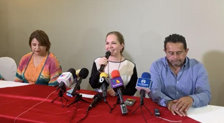 Respalda PRI Nacional decisión de Chela Ortiz en Chihuahua