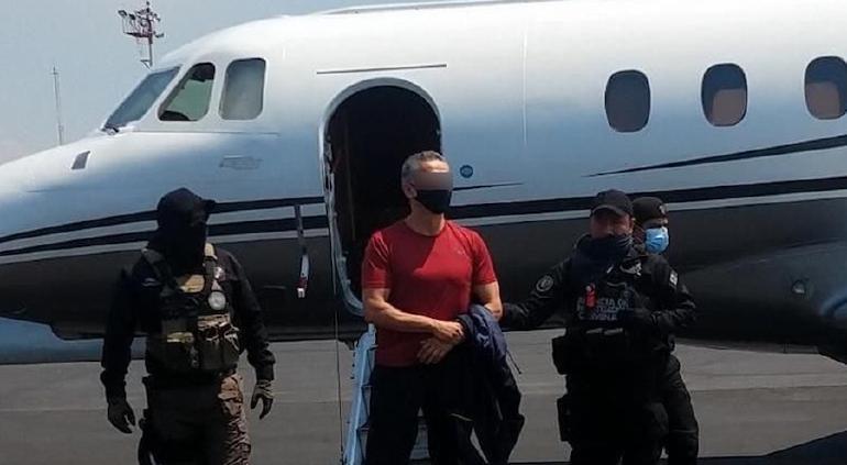 Detienen a Roberto Sandoval, exgobernador de Nayarit, y a su hija