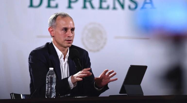 Ssa anuncia fin de conferencias vespertinas sobre Covid-19