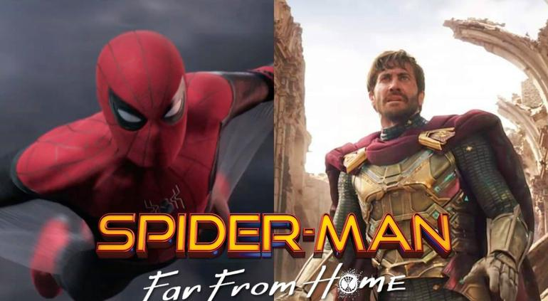 Resultado de imagen para spider man far from home