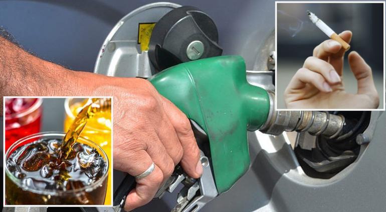 Subirá el 1 de enero IEPS a gasolinas, cigarros y sodas | Tiempo
